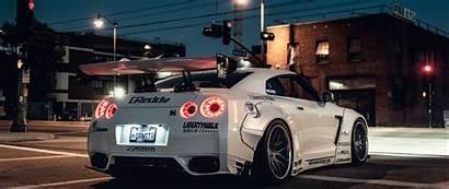 Skyline Nissan Sports Ultra Gt Wide Automobile