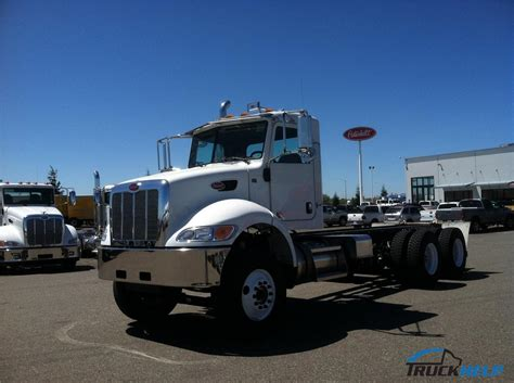 peterbilt   sale  stockton ca  dealer