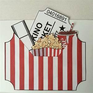 Die besten 17 ideen zu kinogutschein basteln auf pinterest for Kino gutschein basteln