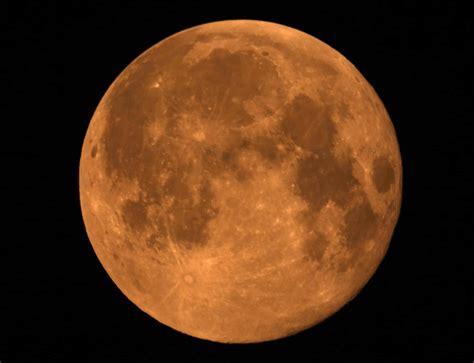 Eclipse By Fire! Smoky Haze Pervades Night Sky, Darkens