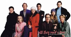 ALL THEY NEED IS LOVE - the Love Actually Characters ...