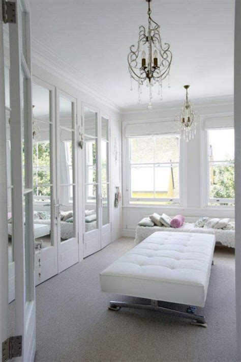 white walk in closet for the home