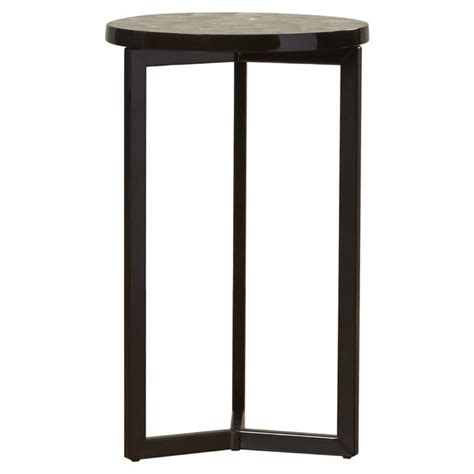 mother of pearl end table zaira mother of pearl end table reviews joss main