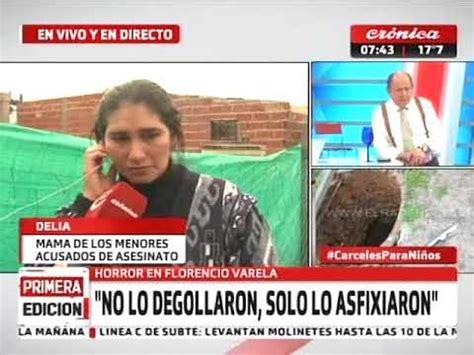 C5n  Masacre En Florencio Varela Habla El Dueño Del B
