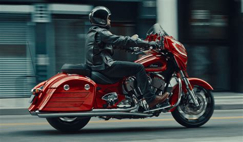 Indian Chieftain Image by Indian Chieftain Limited Dan Elite 2017 Dilancar Di As