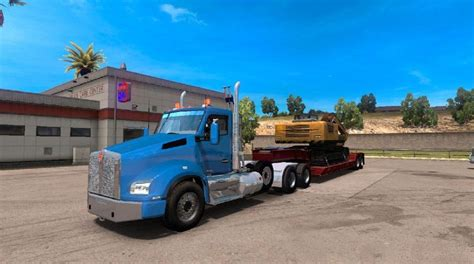 kenworth   ats mods