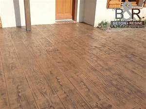 beton imitation parquet top time lapse terrasse bton With beton imitation parquet
