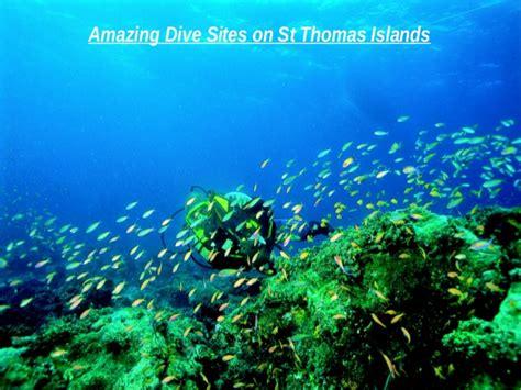 st thomas scuba diving