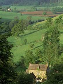 Cotswold Hills England