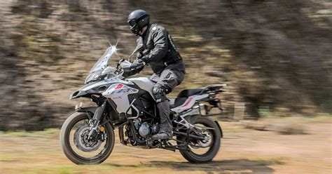 Review Benelli Trk 502x by Benelli Trk 502 502x Review Ride Autox