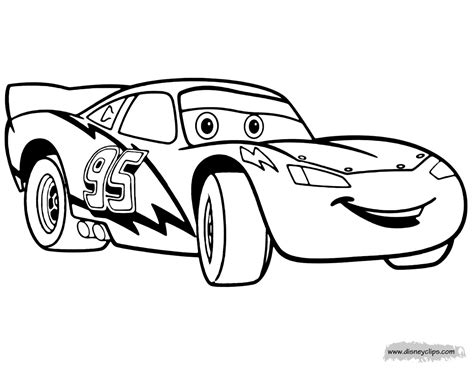 Cars Coloring Epic Car Coloring Page Liandolacom