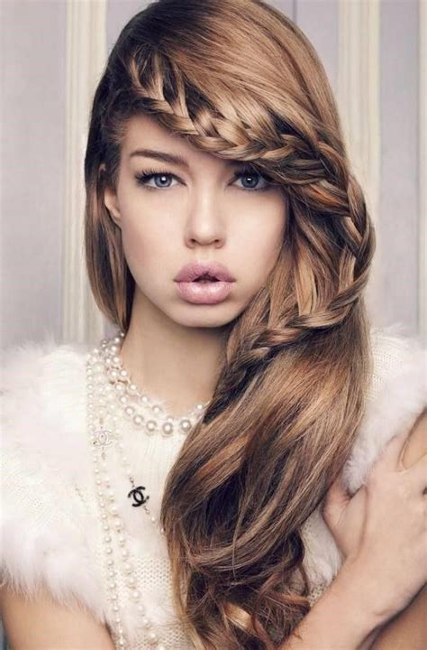 Different Hairstyles with Braids Best Hairstyles 2015