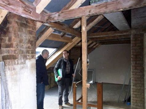 Dachaufstockung Mehr Wohnraum Unterm Dach