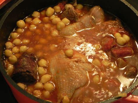 la cuisine portugaise recette de cocido espagnol a l 39 heure espagnole