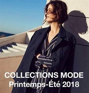 Mode Printemps 2018 : collections mode printemps t 2018 les lookbooks femme ~ Nature-et-papiers.com Idées de Décoration