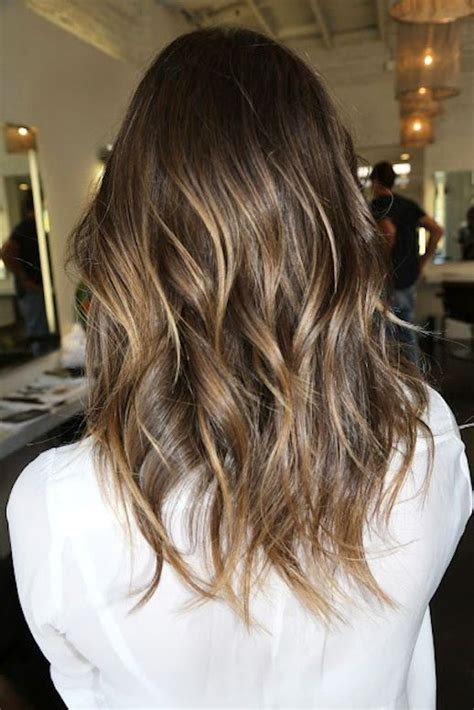 balayage hair picture gallery page