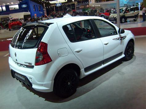 renault sandero 2011 3dtuning of renault sandero 5 door hatchback 2011 3dtuning