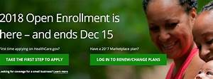 Final Day for Health Care Marketplace Open Enrollment 2018 ...