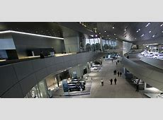 BMW Welt Architecture Review The New York Times