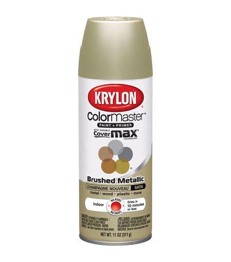 Metallic Spray Paint Joann