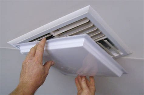 Office Ceiling Air Vent Deflector by Can Closing Hvac Vents In Rooms Help You Reduce