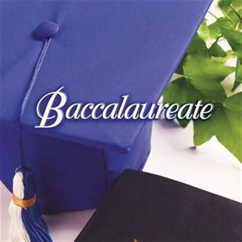 baccalaureate ceremony 2016 chesaning high school baccalaureate service st peter parish chesaning mi