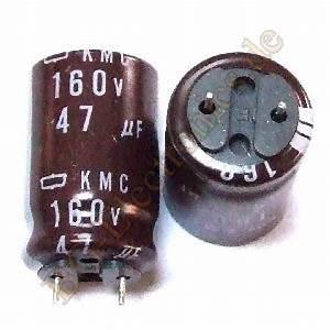 Schaltkreise Berechnen : 2 x 47 f 47uf 160v 105 rm7 5 elko kondensator capacitor ~ Themetempest.com Abrechnung
