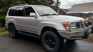 Lifted 98 Toyota Landcruiser