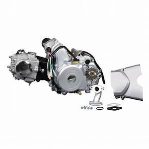 50cc 4-stroke Auto-clutch Electric Start Honda-clone Atv Engine - Atv  U0026 Dirt Bike Engines