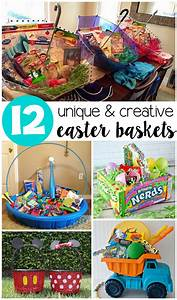 Unique Easter Basket Ideas for Kids - Crafty Morning
