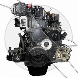 Mercruiser 4 2l 254ci Vm Diesel 6 Cyl Engine