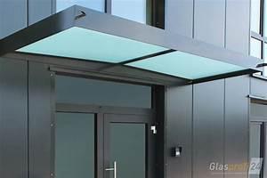 Vordach Haustür Glas : glas vordach ella mit robustem rahmen glasprofi24 ~ Orissabook.com Haus und Dekorationen