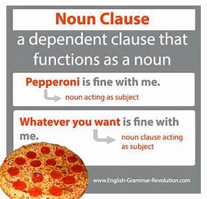 Andrea U0026 39 S Advanced Esol Grammar  Noun Clauses