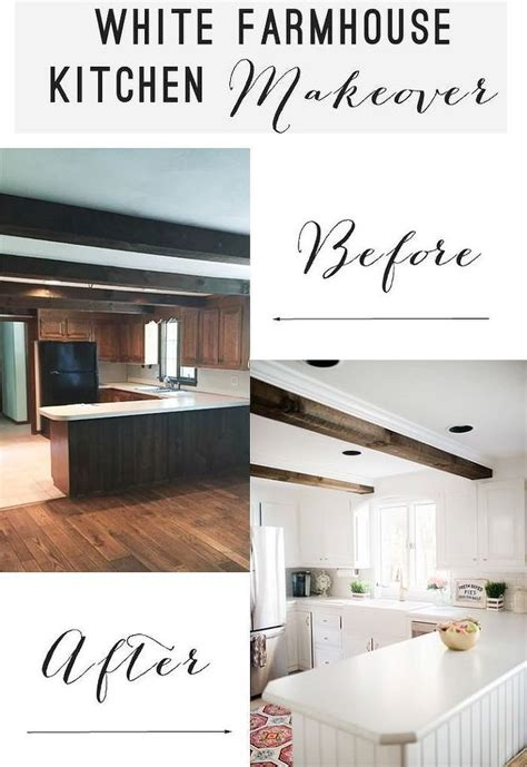 how to repair a kitchen faucet rustic farmhouse kitchen makeover hometalk