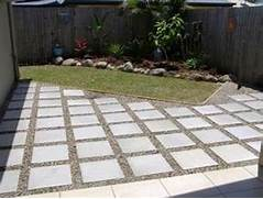 Adding Pavers To Concrete Patio Decorate Diy Extending Concrete Patio With Pavers Patio Pavers With Spaces