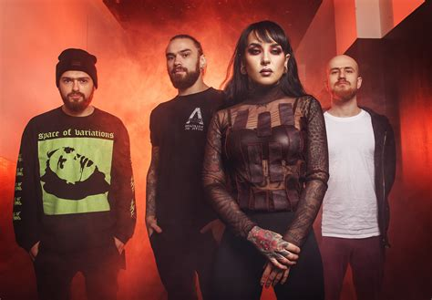 Jinjer's to Livestream Melbourne Concert FREE Today, New ...