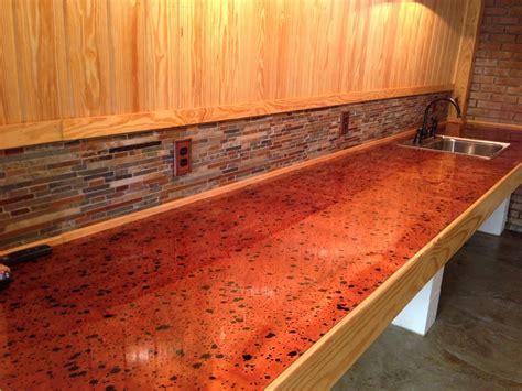 copper sheets for countertops sunburst copper countertop bondurant