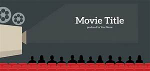 my movie presentation template sharetemplates With movie themed powerpoint template
