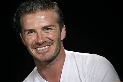 Beckham David Wallpapers Smile Celebrity Pc Stay