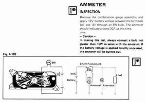 Amp Meter Wiring Diagram
