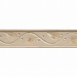 ornamental mouldings moulure decorative en bois blanc dur With moulures decoratives en bois