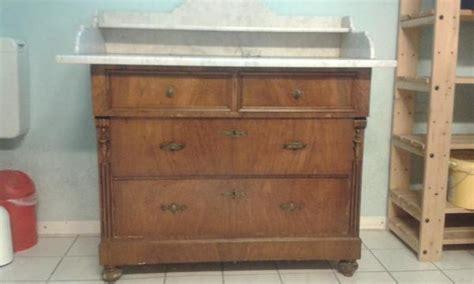 antike waschtisch kommode mit marmorplatte in vaihingen stilm 246 bel bauernm 246 bel kaufen und
