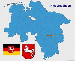 Rauchmelderpflicht Niedersachsen Welche Räume : bundesland niedersachsen ni bundesl nder deutschland ~ Bigdaddyawards.com Haus und Dekorationen