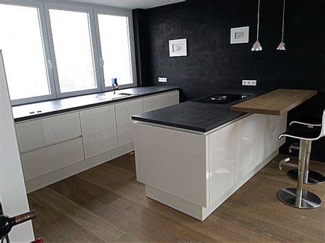Nobiliamusterküche Moderne Grifflos Küche