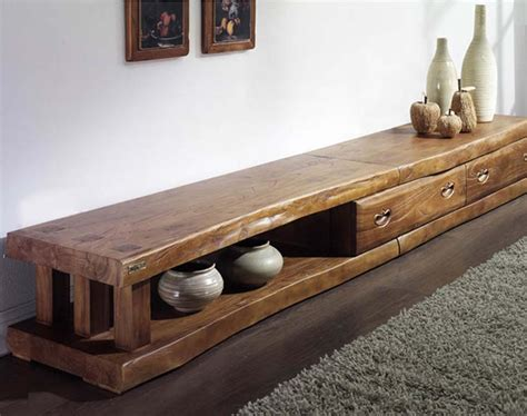 mobilier de bureau a vendre meuble tv en orme massif destocke asie destockage