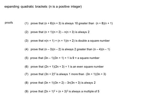 expanding algebraic expressions worksheets worksheets for