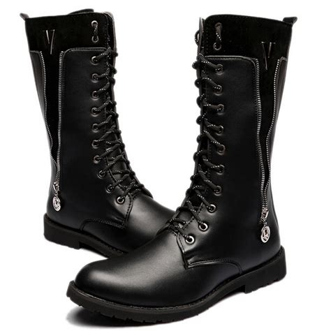 Online Buy Wholesale Mens Punk Boots From China