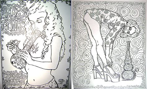 The Coolest Coloring Books For Grown-Ups Part III - 25 New Adult Coloring Books. - if it's hip ...