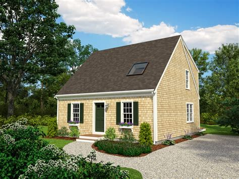 Small Cape Cod House Plans Small Cape Cod Kitchen, Cape
