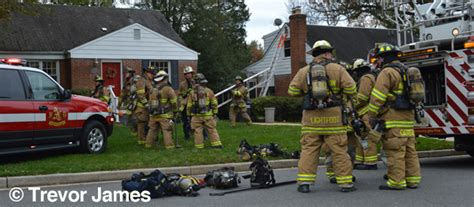 House Fire In Mclean, Va